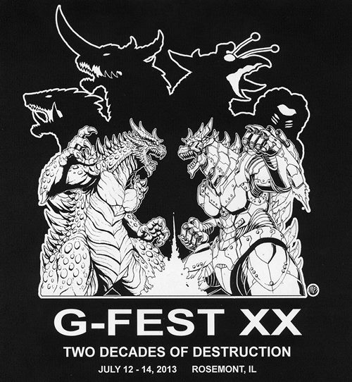 gfest - G-Fest Celebrates 20 Years of Giant Monster Love in Illinois July 12-14