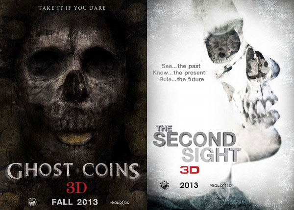 Thai Horrors Coming at You in 3D with Ghost Coins and The Second Sight