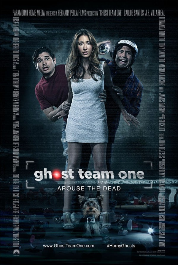 ghost team one poster - Three Ghost Team One Clips Here to Tickle Your Funny Bones