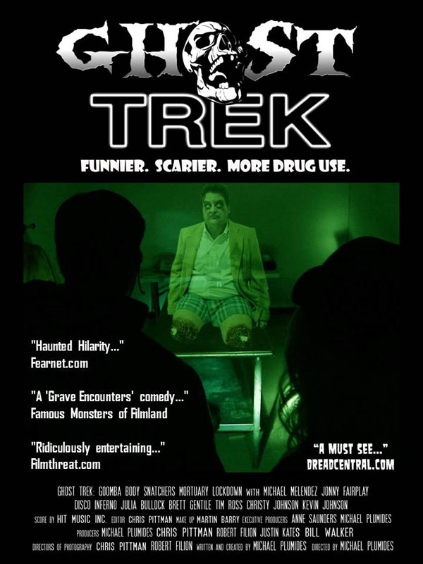 All-New Ghost Trek Episode to Premiere at Mad Monster Party, March 23
