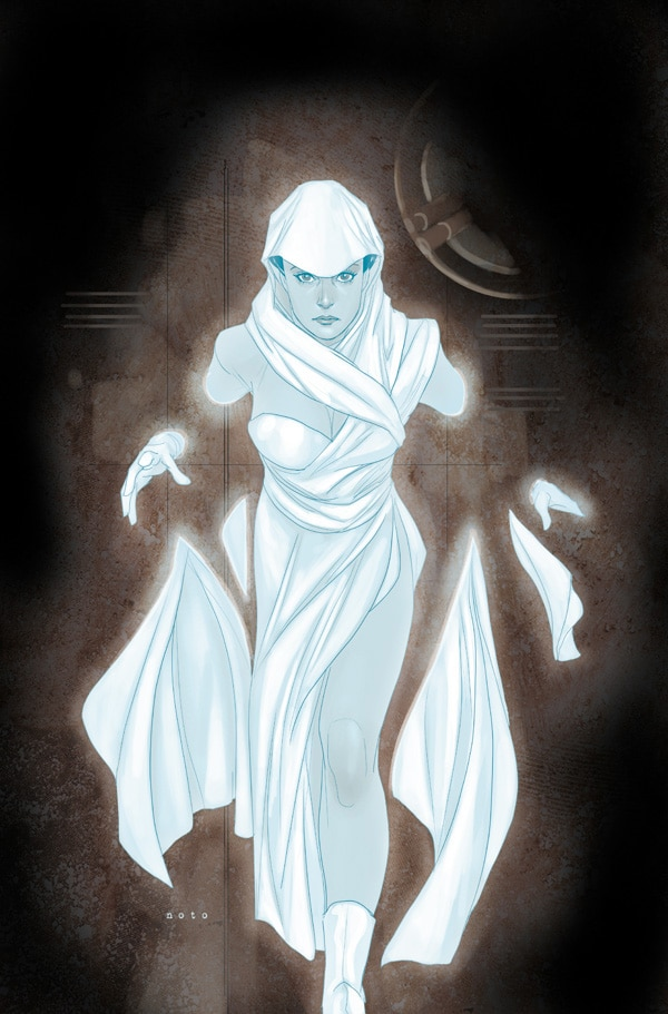 Dark Horse Comics Announces Ghost - The Series