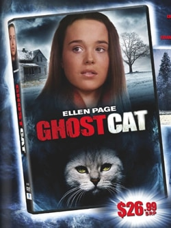 Ellen Page's Ghost Cat Comes Back to Haunt Her