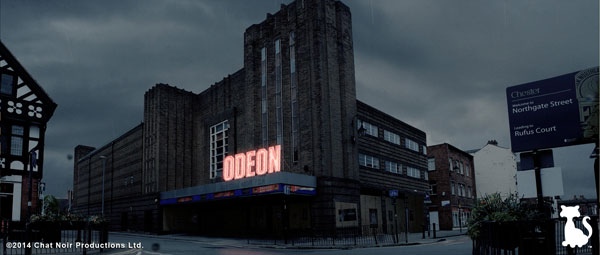 ghosts of the odeon 1 - Your Favorite Movies Home to the Ghosts of the Odeon