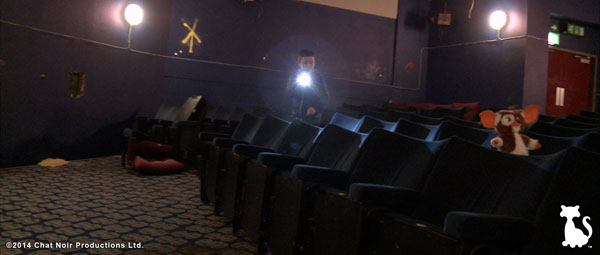 ghosts of the odeon 5 - Your Favorite Movies Home to the Ghosts of the Odeon