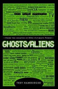 Two Sign On for Ghosts/Aliens