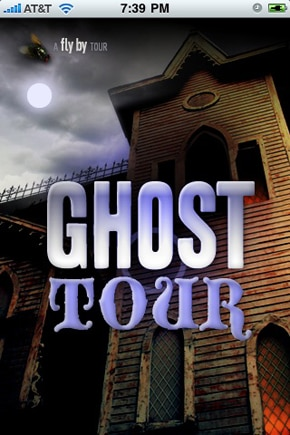 Find Haunted Places by Taking a Ghost Tour on Your iPhone