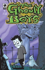 Screenwriter hired for Ghouly Boys