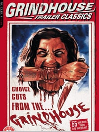 Grindhouse Trailer Classics DVD (click for larger image)