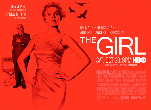 The Girl - Another Look at Sienna Miller as Tippi Hedren