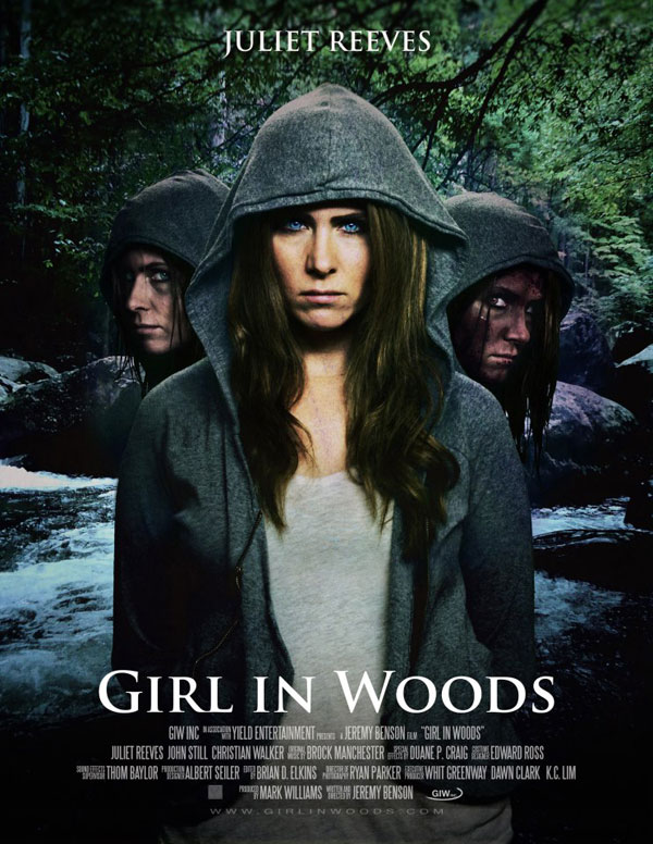 Jeremy Benson's Girl in Woods