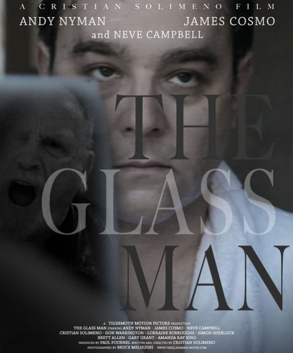 First Poster and Trailer - Neve Campbell to Meet The Glass Man