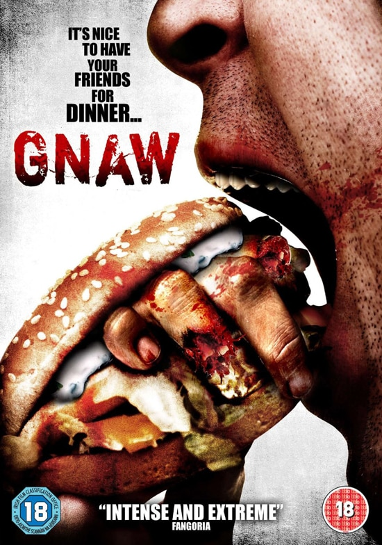 UK Readers! Win a DVD to Gnaw On!