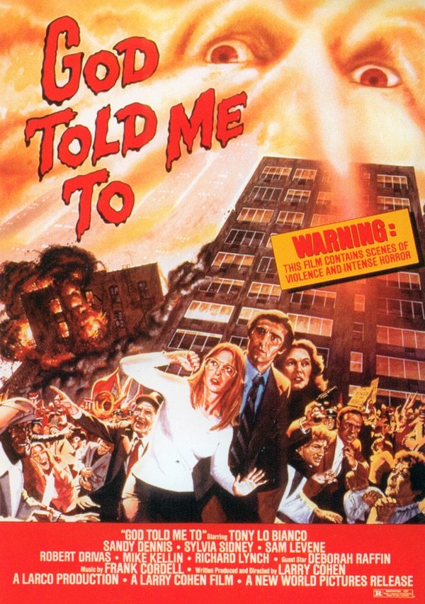 Larry Cohen to Appear at Double Feature in Chi-Town
