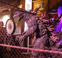 godzilla sdcc s - San Diego Comic-Con 2013: First Images from the Godzilla Encounter Hit the Web!
