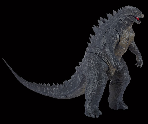 godzilla toy 1 - No More Expensive Importing! Diamond Bringing Godzilla Toys and More to the States