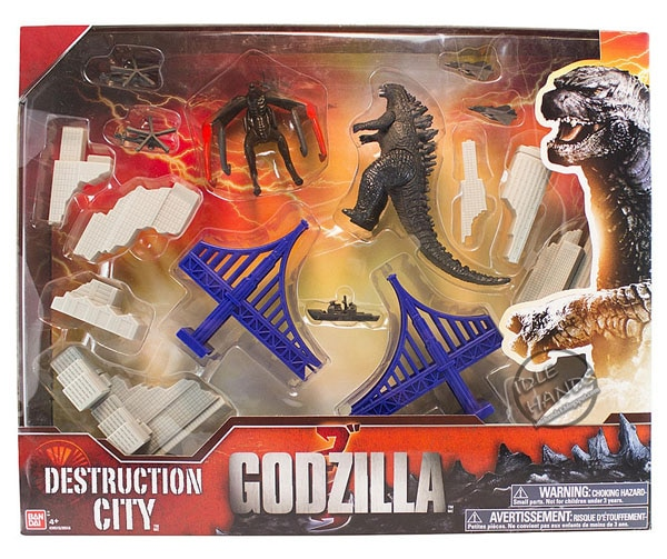 godzilla toy new 2 - Godzilla Collectible Image Explosion - First Good Look at MUTO Monsters!
