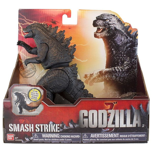 godzilla toy new 3 - Godzilla Collectible Image Explosion - First Good Look at MUTO Monsters!
