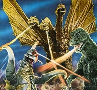 Celebrate the MemROARial Day Godzilla-Thon on Epix
