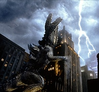 godzilla98s - Rifftrax vs. Godzilla 1998 at Movie Theaters Nationwide this August