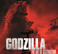 Win a Copy of Godzilla: The Art of Destruction