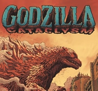 Want More King of the Monsters? IDW Announces New Mini-Series Godzilla: Cataclysm!