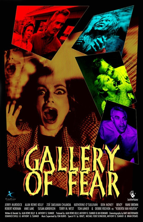 Trailer Arrives Online for Gallery of Fear