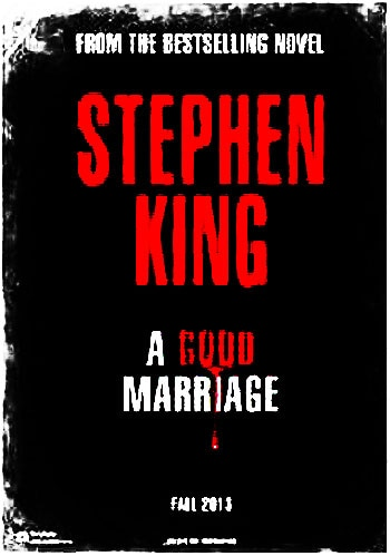 Stephen King's A Good Marriage to Begin Filming This Month
