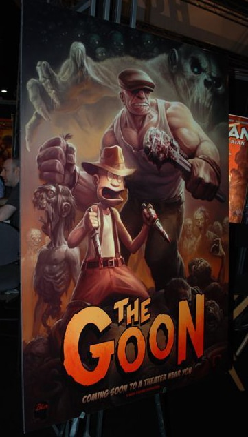 The Goon poster!