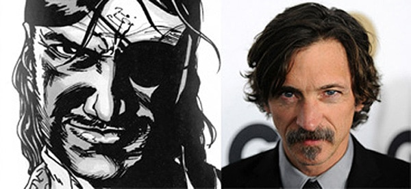 Tom Savini Campaigns to Play the Governor in The Walking Dead