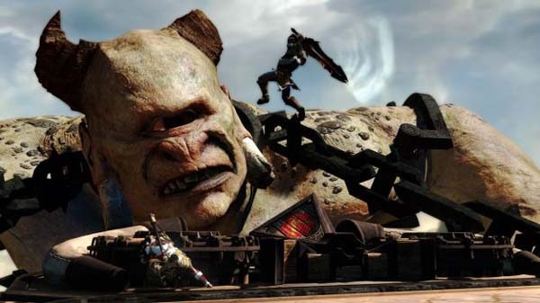 God of War: Ascension Receives New Gameplay Trailers