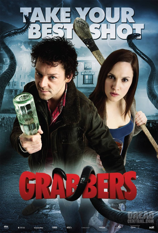 First Stills From Grabbers