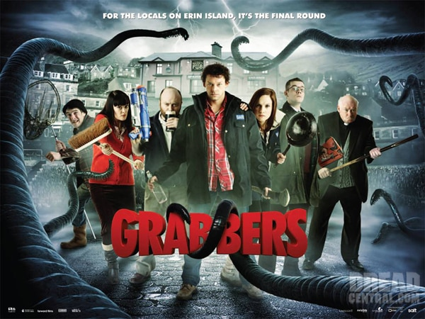 grab4 - First Trailer for Grabbers Arrives to Wrap You Up