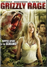 Grizzly Rage DVD (click for larger image)
