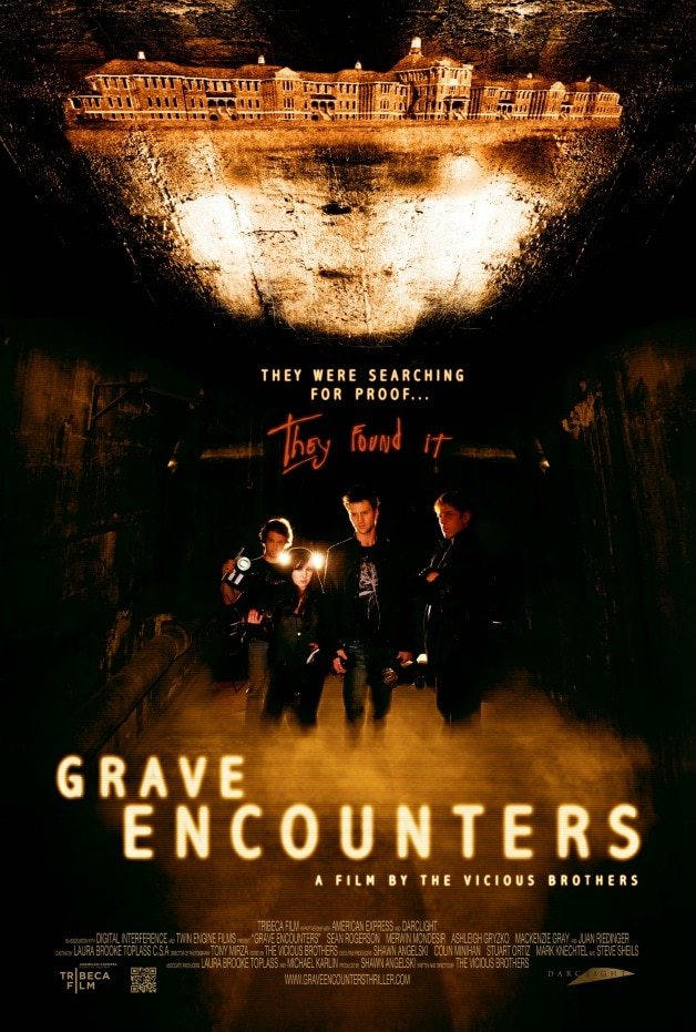 Win a Copy of Grave Encounters on DVD