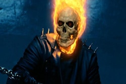 Ghost Rider 2-Disc Extended Cut DVD (click for larger image)