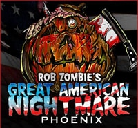 Rob Zombie's Great American Nightmare Event Returns this Halloween Season