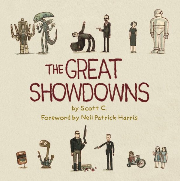 Exclusive Interview: Scott Campbell Talks The Great Showdowns