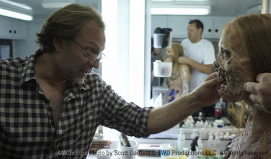 Greg Nicotero to Direct Walking Dead Webisodes
