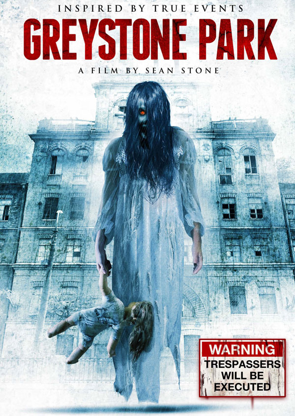 New Poster and Release Info for Sean Stone's Greystone Park