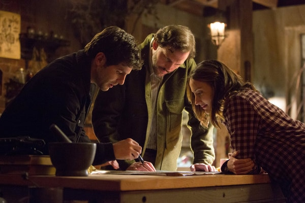 Grimm Episode 2.19 - Endangered