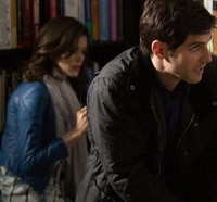 Get a Sneak Peek of Nick's New Romance in this Clip from Grimm Episode 2.20 - Kiss of the Muse