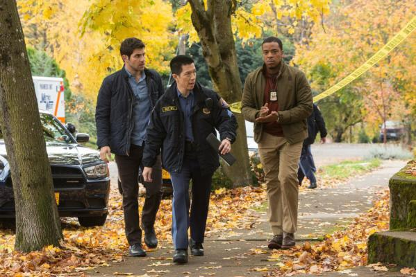 grimm311d - A Manticore Invades Portland in These Images from Grimm Episode 3.11 - The Good Soldier
