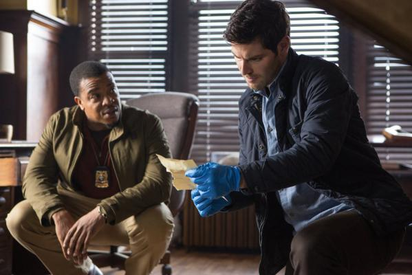 grimm311e - A Manticore Invades Portland in These Images from Grimm Episode 3.11 - The Good Soldier