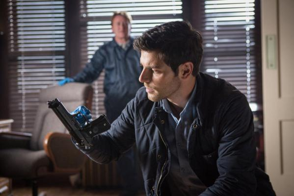 grimm311f - A Manticore Invades Portland in These Images from Grimm Episode 3.11 - The Good Soldier