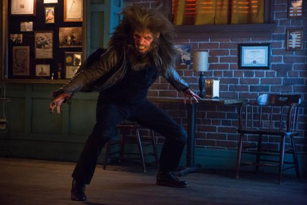 grimm311g - A Manticore Invades Portland in These Images from Grimm Episode 3.11 - The Good Soldier