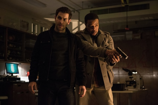 It's Chaos in this Promo and New Images from Grimm Episode 3.15 - Once We Were Gods
