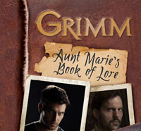 Titan Books Releasing Grimm - Aunt Marie's Book of Lore This Month