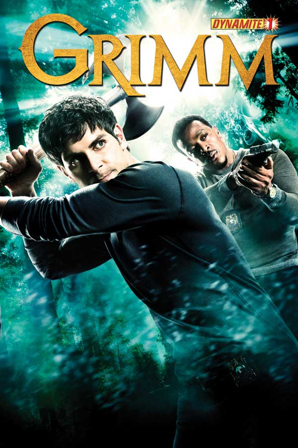 Comic Based on NBC's Grimm Coming in May from Dynamite Entertainment