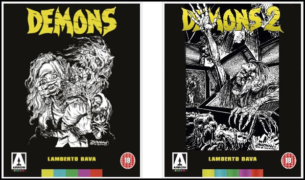 UK Readers: Grimm Up North Hosting a Masters of Horror Demons/Demons 2 Double Bill on 29 March