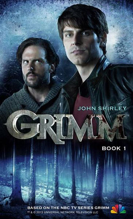 John Shirley's Grimm Companion Novel The Icy Touch Heats Up in November